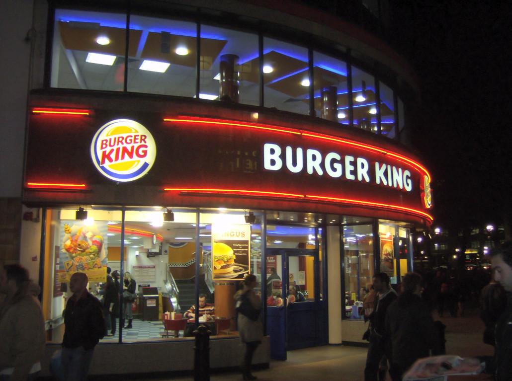 political factors on burger king